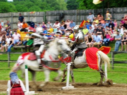 jousters